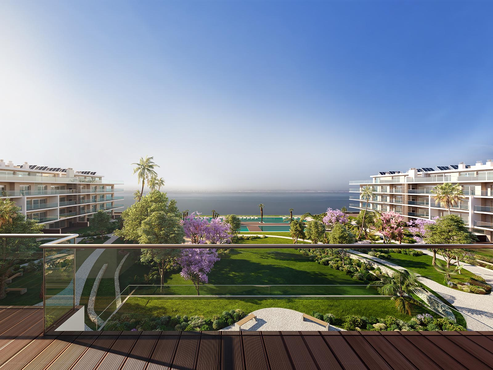 Tagus Bay - Condominio - Portugal
