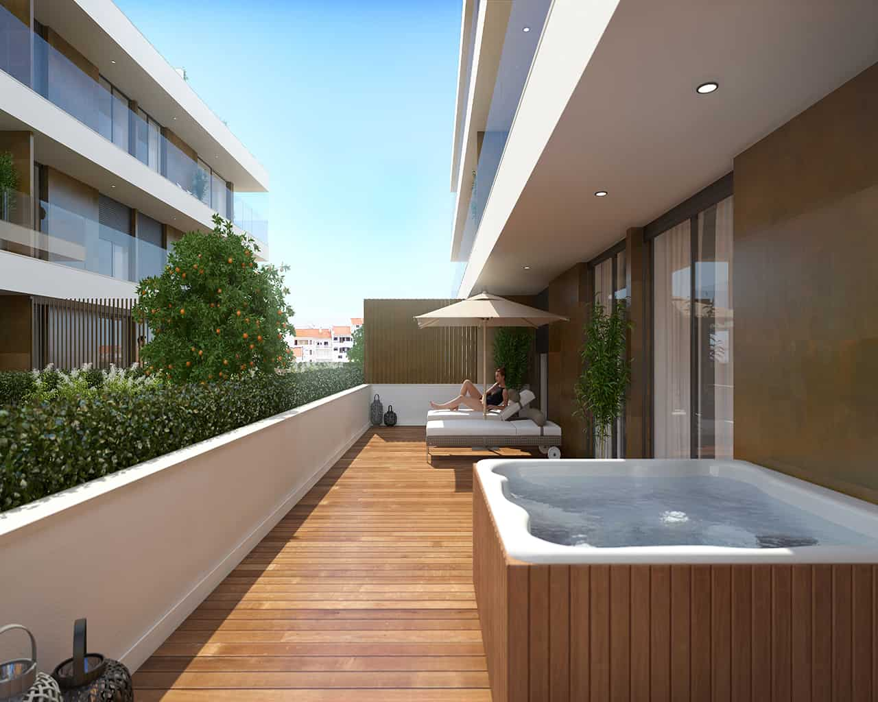 Albufeira Prime - Terrasse Lounge