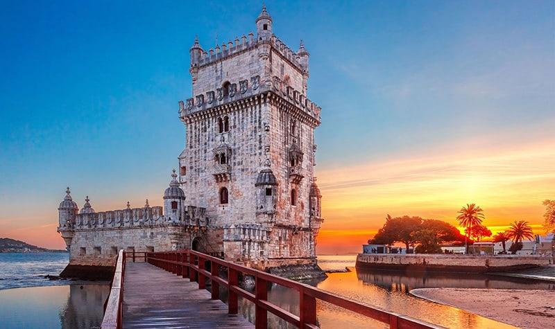 Tour de Belem - Lisbonne Portugal