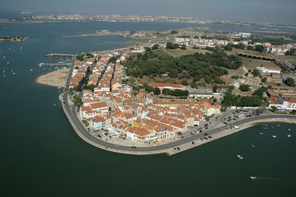 Peninsula de Setubal - Seixal - Portugal
