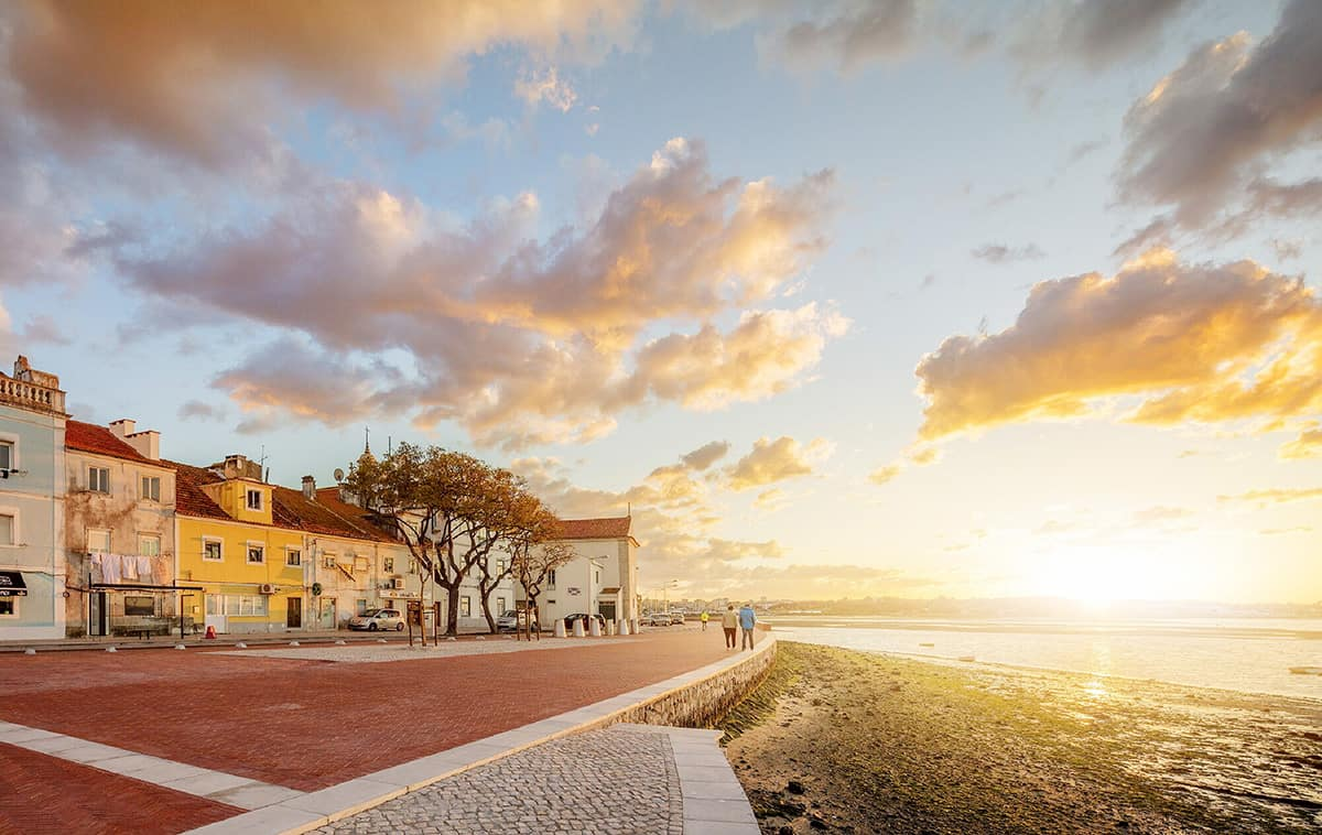 Seixal - Lisbonne - Portugal